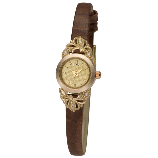 Женские золотые часы «Злата» Арт.: 44130-456.420