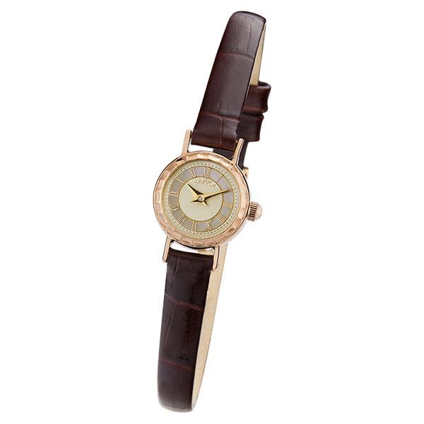 Женские золотые часы «Злата» Арт.: 44150.417