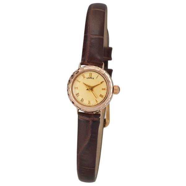 Женские золотые часы «Злата» Арт.: 44150.420