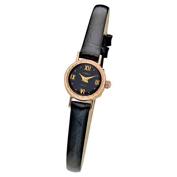 Женские золотые часы «Злата» Арт.: 44150.516