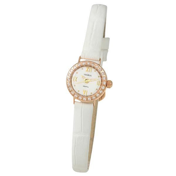 Женские золотые часы «Злата» Арт.: 44136-1.116