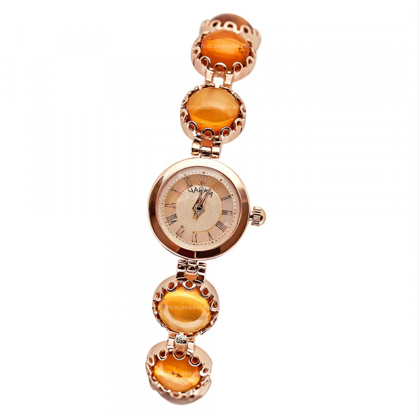 Женские золотые часы «Весна» Арт.: 44137.417Я