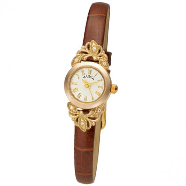 Женские золотые часы «Злата» Арт.: 44150-456.220