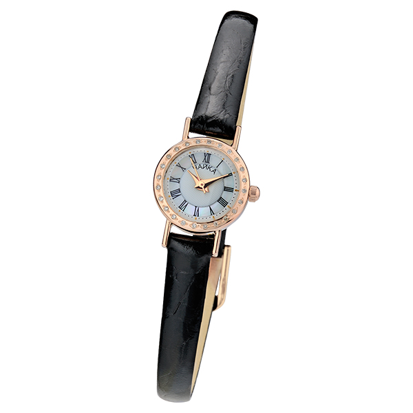 Женские золотые часы «Злата» Арт.: 44151-1.217