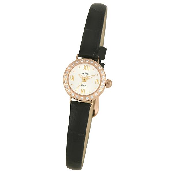 Женские золотые часы «Злата» Арт.: 44156-1.116