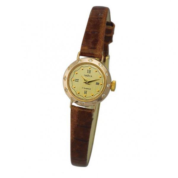 Женские золотые часы «Злата» Арт.: 44136.446
