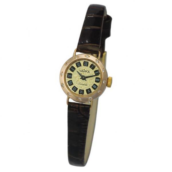 Женские золотые часы «Злата» Арт.: 44156.448