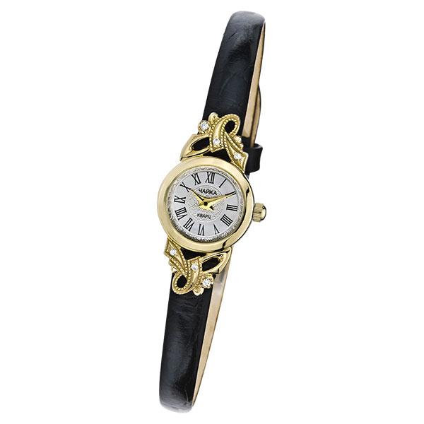 Женские золотые часы «Злата» Арт.: 44160-166.222