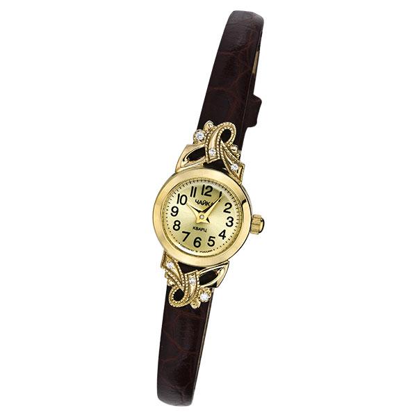 Женские золотые часы «Злата» Арт.: 44160-166.405