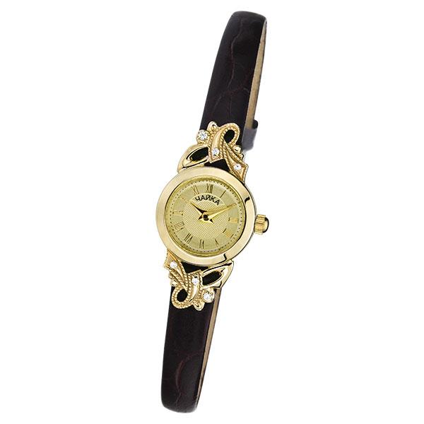 Женские золотые часы «Злата» Арт.: 44160-166.420