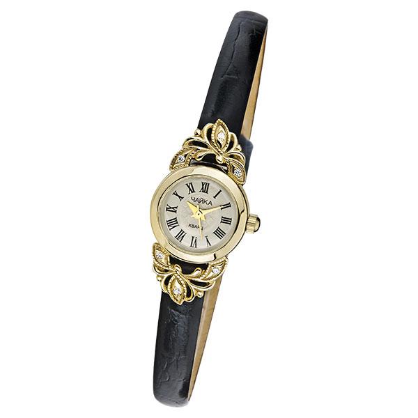 Женские золотые часы «Злата» Арт.: 44160-466.221