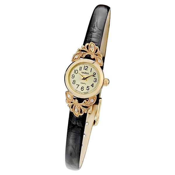 Женские золотые часы «Злата» Арт.: 44160-466.405