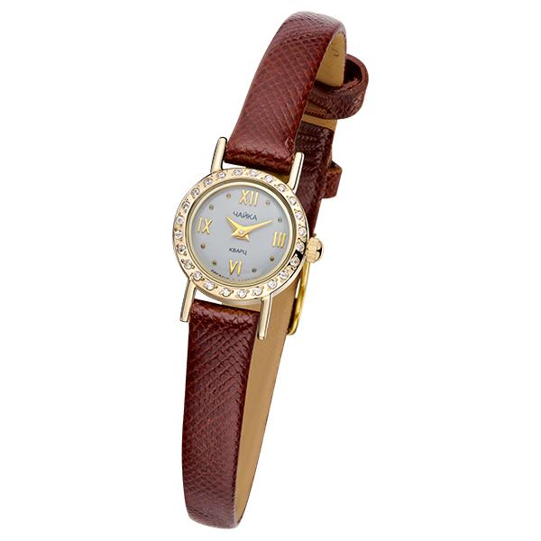Женские золотые часы «Злата» Арт.: 441636-1.116