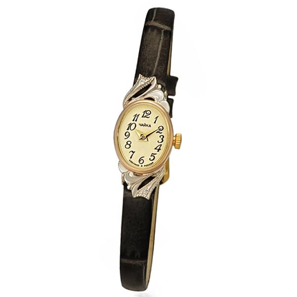Женские золотые часы «Нежность» Арт.: 44330-146.405