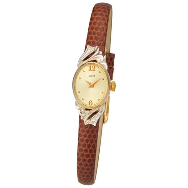 Женские золотые часы «Нежность» Арт.: 44330-146.406