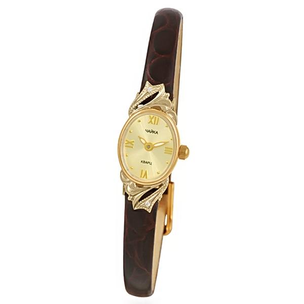 Женские золотые часы «Нежность» Арт.: 44330-146.416