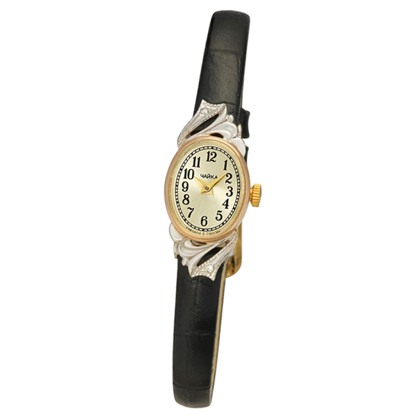 Женские золотые часы «Нежность» Арт.: 44330-146.450