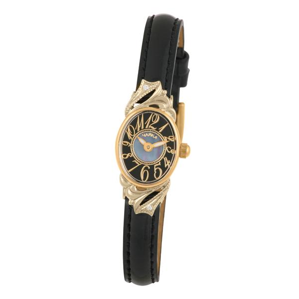 Женские золотые часы «Нежность» Арт.: 44350-146.507