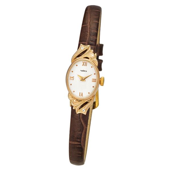 Женские золотые часы «Нежность» Арт.: 44330-156.116