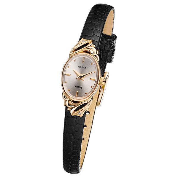 Женские золотые часы «Нежность» Арт.: 44330-156.203