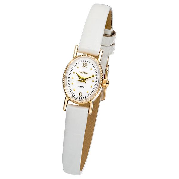 Женские золотые часы «Нежность» Арт.: 44330-2.105