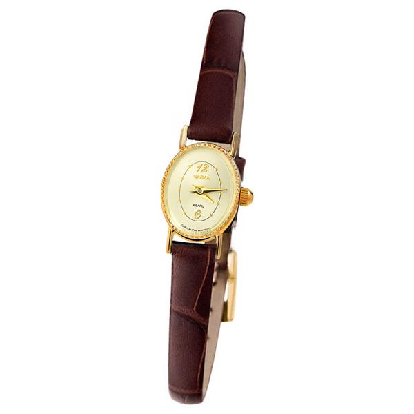 Женские золотые часы «Нежность» Арт.: 44330-2.452