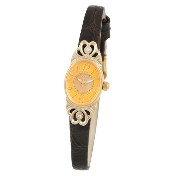 Женские золотые часы «Нежность» Арт.: 44350-246.407
