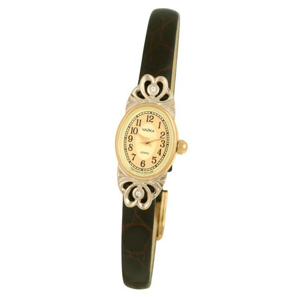 Женские золотые часы «Нежность» Арт.: 44350-246.449