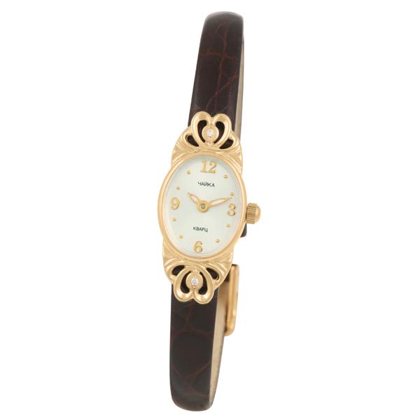 Женские золотые часы «Нежность» Арт.: 44350-256.106