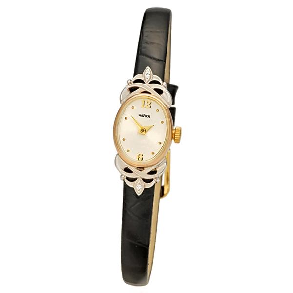 Женские золотые часы «Нежность» Арт.: 44330-346.206