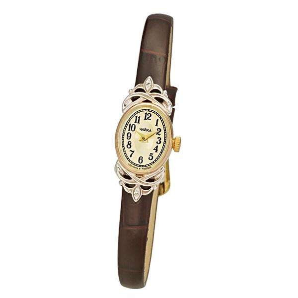 Женские золотые часы «Нежность» Арт.: 44330-346.449