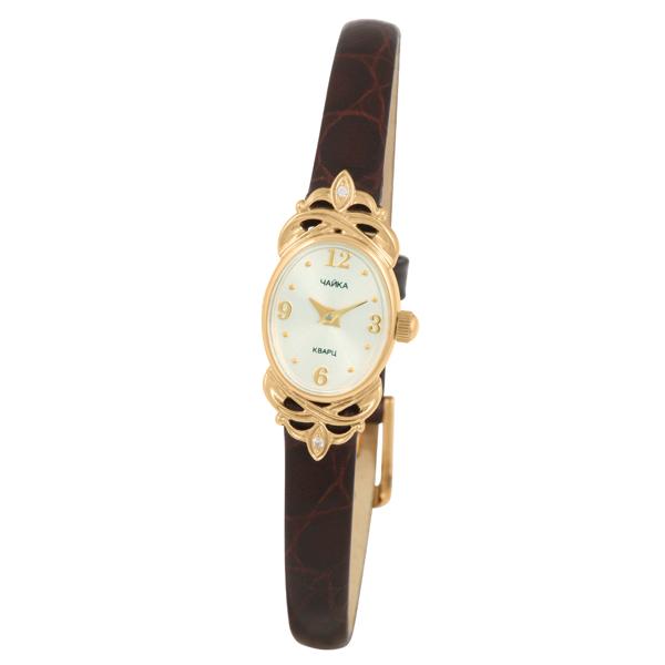 Женские золотые часы «Нежность» Арт.: 44350-356.106