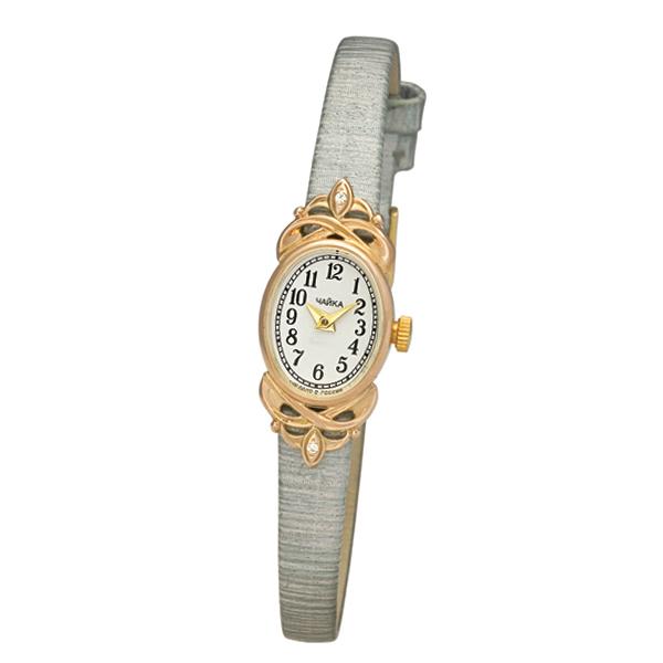 Женские золотые часы «Нежность» Арт.: 44330-356.150