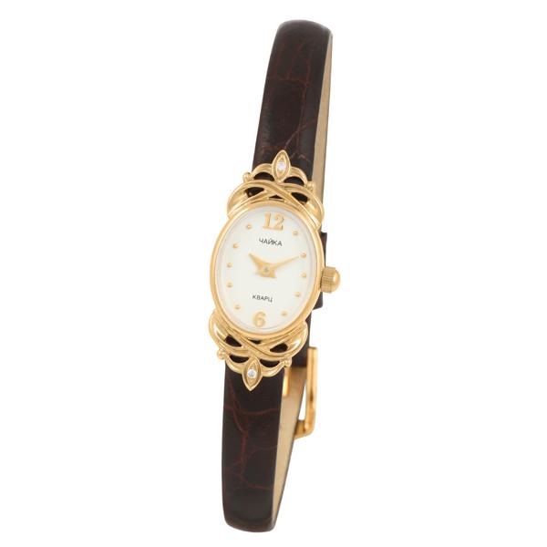 Женские золотые часы «Нежность» Арт.: 44350-356.161