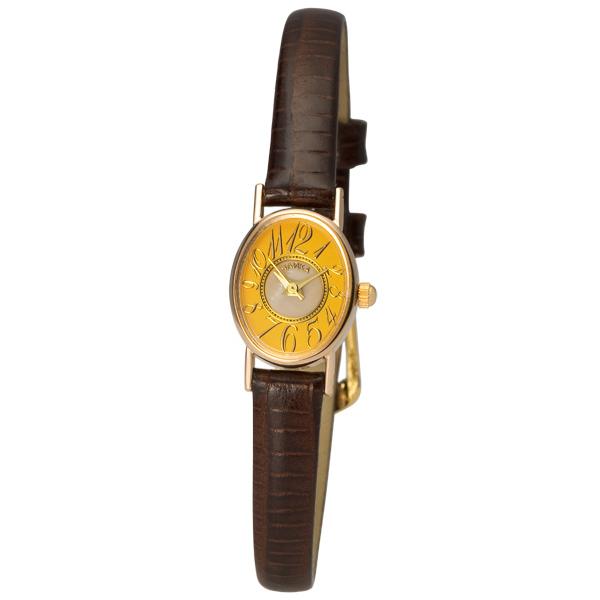Женские золотые часы «Нежность» Арт.: 44350.407
