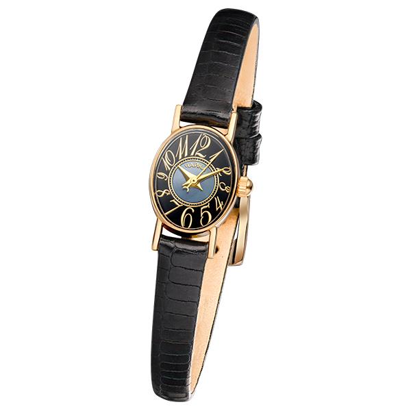 Женские золотые часы «Нежность» Арт.: 44330.507