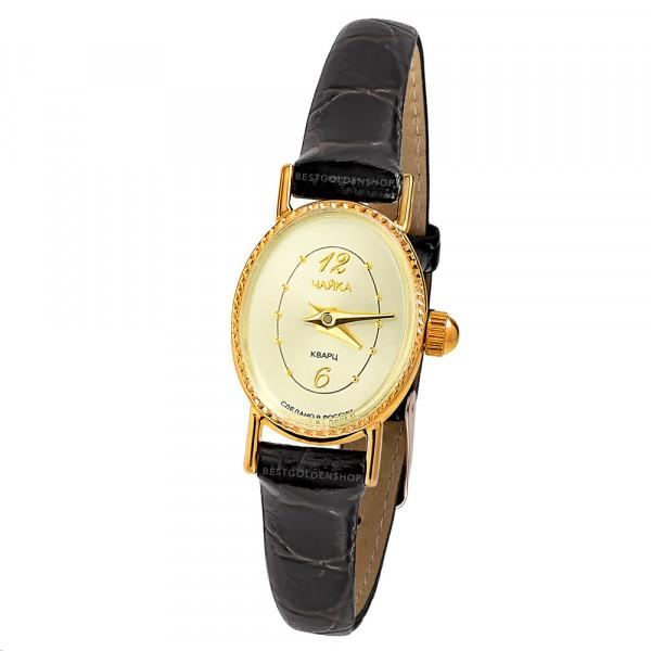 Женские золотые часы «Нежность» Арт.: 44350-2.452