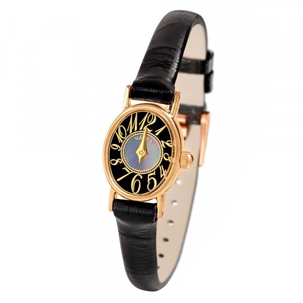 Женские золотые часы «Нежность» Арт.: 44350.507