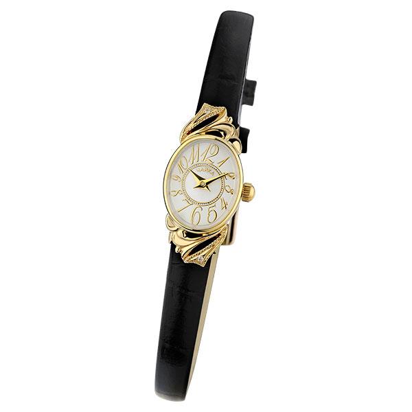 Женские золотые часы «Нежность» Арт.: 44360-166.107
