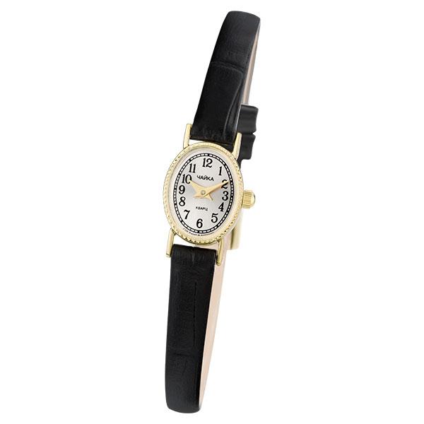 Женские золотые часы «Нежность» Арт.: 44360-2.250
