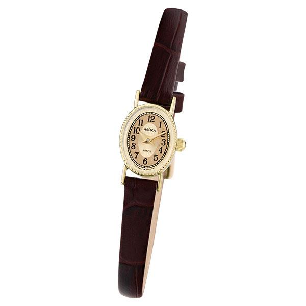 Женские золотые часы «Нежность» Арт.: 44360-2.449