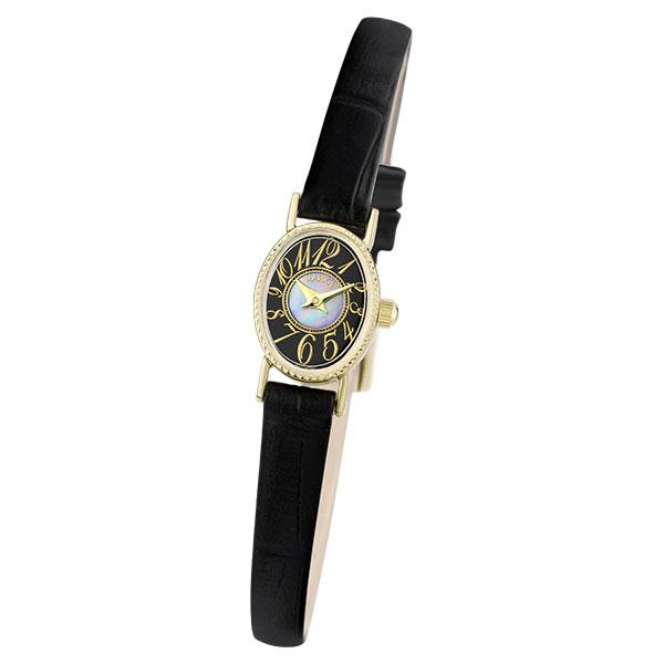 Женские золотые часы «Нежность» Арт.: 44360-2.507