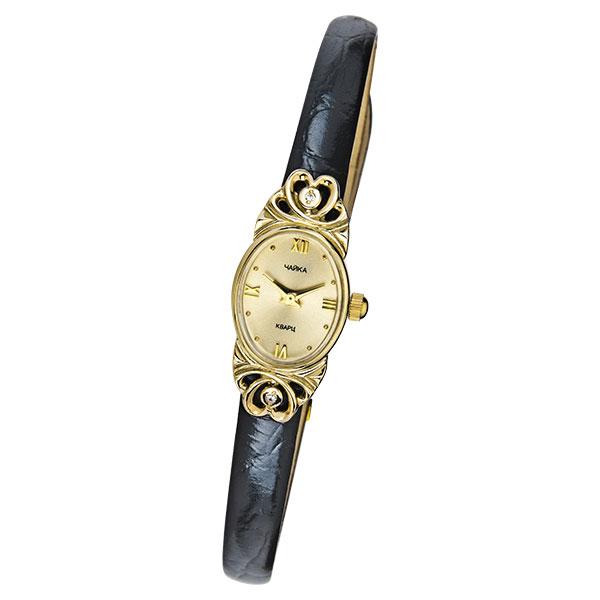 Женские золотые часы «Нежность» Арт.: 44360-266.416