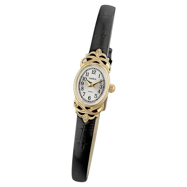Женские золотые часы «Нежность» Арт.: 44360-366.150