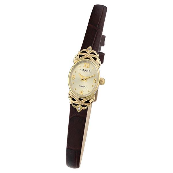 Женские золотые часы «Нежность» Арт.: 44360-366.406