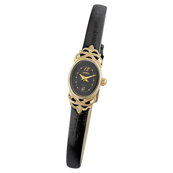 Женские золотые часы «Нежность» Арт.: 44360-366.552