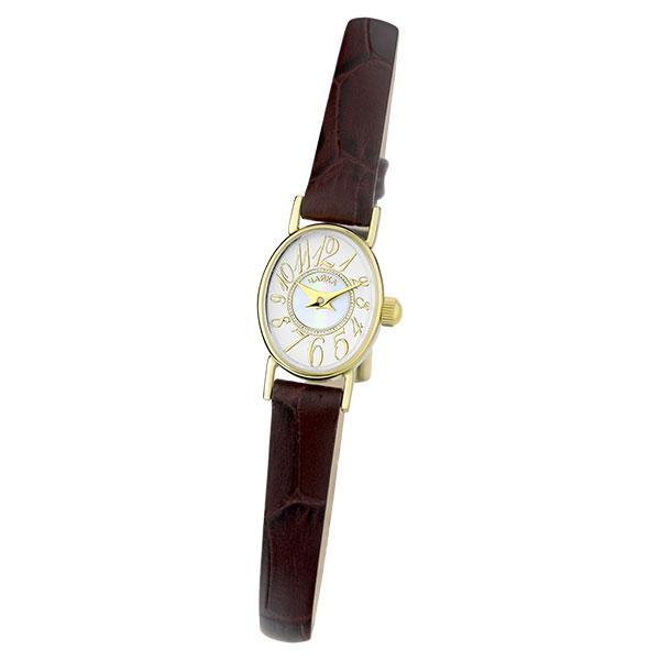 Женские золотые часы «Нежность» Арт.: 44360.307