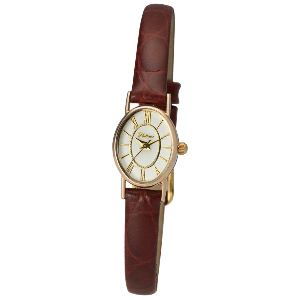 Женские золотые часы «Александра» Арт.: 44450.117