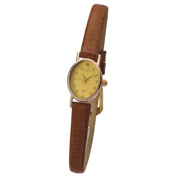 Женские золотые часы «Александра» Арт.: 44450.411