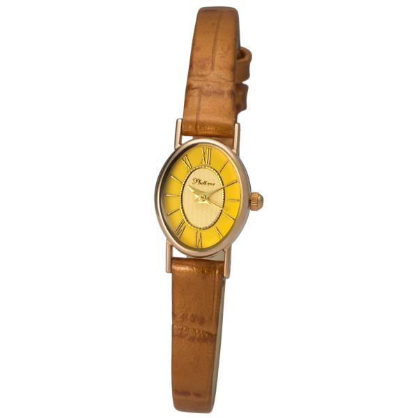 Женские золотые часы «Александра» Арт.: 44450.417